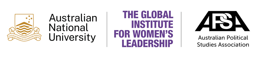 joint initiative of the Global Institute for Women's Leadership and the Australian Political Studies Association